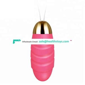 Factory price bluetooth love egg vibrator for lady massage