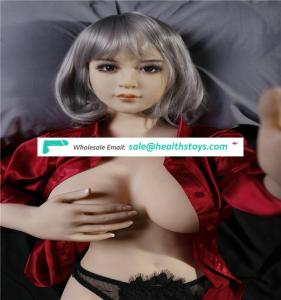 Factory wholesale 158 cm new design big boobs sex doll realistic silicone sex doll best sex toy for man