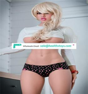 Factory wholesale 170 cm new design big boobs silicone sex doll online sex shop for realistic sex dolls 64th head
