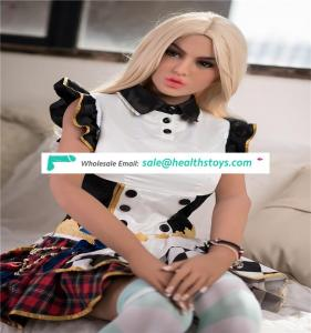 Factory wholesale high quality 165 cm silicone doll  with voice and heating system new design sex dolls 33th head