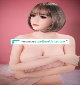 Factory wholesale high quality 165 cm silicone sex doll with voice and heating system sex doll ly 43th head