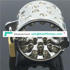 Factory wholesale private design surgical stainless steel bondage BDSM kali