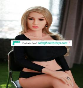 Factory wholesale real sex doll 165 cm silicone sex doll  big boobs silicone sex dolls rra
