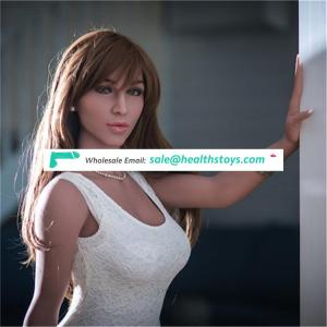 Factory wholesale real sex doll for men 165 cm silicon sex dolls lifelike sex silicone love doll