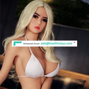 Factory wholesale real silicone sex doll with sex voice silicone dolls love lifelike flat chest love doll