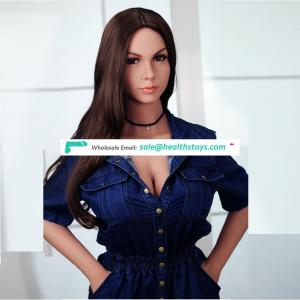Factory wholesale silicone real sex dolls lifelike realistic silicone sex doll