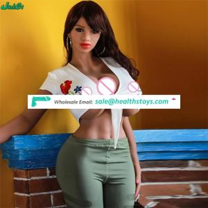Female tpe real sex doll silicone big breast for man sex love