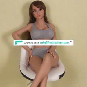 Free Shipping Adult Sex Doll Lifelike well-proportioned figure silicone sex doll