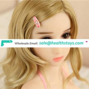 Full body silicone sex doll for man 100cm sex doll