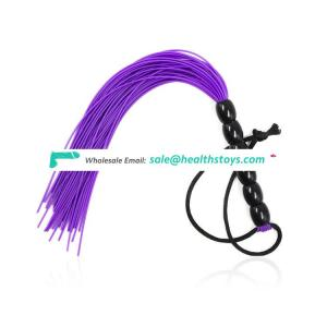 Funny SM sex whip top grade male leather bondage for role play bondage set