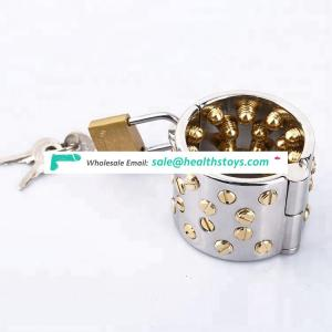 Gold spike Stainless steel Kali
