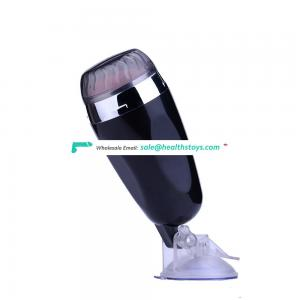 Hands Free Masturbator Cup Adult Sex Toy Artificial Pussy for Man
