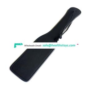 High Quality Popular Leather Spanking Paddle for Female Sexy Games