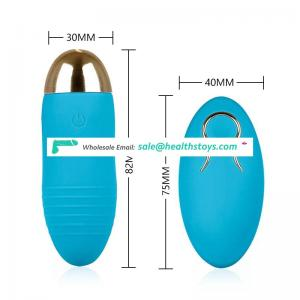 Hot Amazon FBA Wireless Vibrating Egg Sex Toy for Women Adult