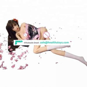 Hot sale Factory price 138cm Peach blossom japanese 18 young girl sex doll for men