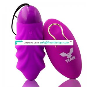 Hot sale waterproof wireless remote control vibrators vibrating egg love egg bullet vibrator for woman