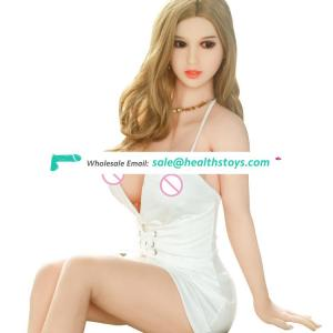 Hot sell in the world 153cm beautiful girl sex doll