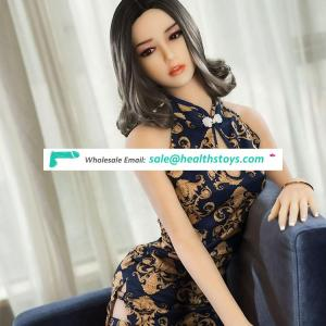 Hot selling new adult toys sexy rubber young girl doll silicone