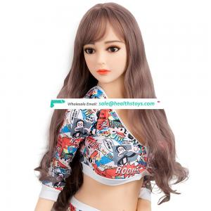Inflatable Japanese loli small breast sex doll for male