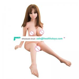 Japanese 100cm adult toy breast ass silicone sex doll