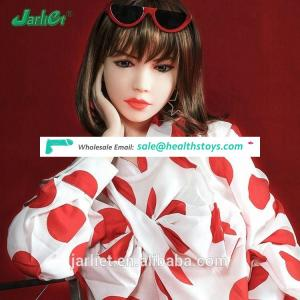 Jarliet high quality perfect full silicone love sex doll for man vagina sex