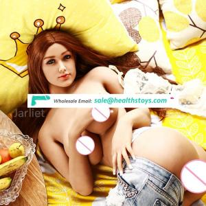 Jarliet sex shop custom heating adult love toys realistic shemale sex doll with big breast for male