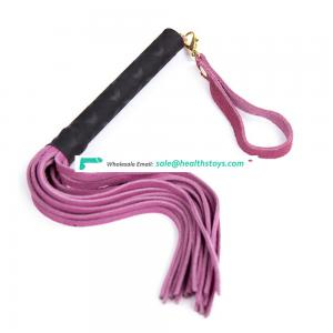 Leather Whip Slave Bd Bondage Sexy Whips Spanking Erotic Adult Game Tools,Sex Toy for Couples