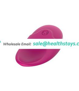 Lick Me Magnetic rechargeable silicone powerful Sex bullet Vibrator