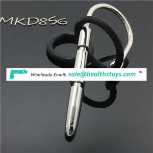 Metal Male Penis Sex Toys Urethral Dilator Catheter insertion Penis Plug sex toys for Men