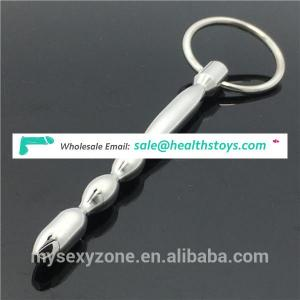 Metal stainless steel Adult Sex Products Urethral Sounds Penis Plug Urethral Dilators Penis Dilators for Male