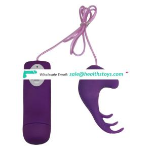 Mini love finger-sex wire control 10speeds finger vibrator for female sex toy