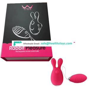 Mini sex toy egg silicone  Hot Sale Pink wireless control adult love eggs vibrator sex toys