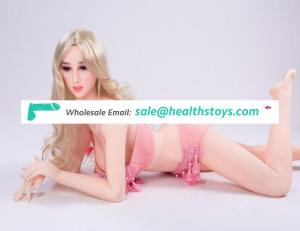 Natural White Skin Color and Medical TPE Material young asian sex doll Real touch feeling artificial vagina