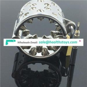 New arrival private design surgical stainless steel bondage BDSM kali
