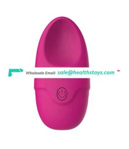 New design magnetic rechargeable powerful silicone mini vibrator female sex toy