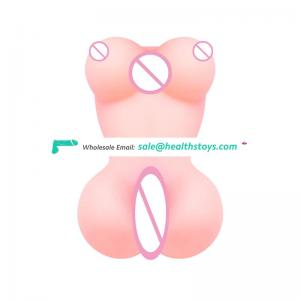 New design strong sucking silicone 3d vagina for male masturbator