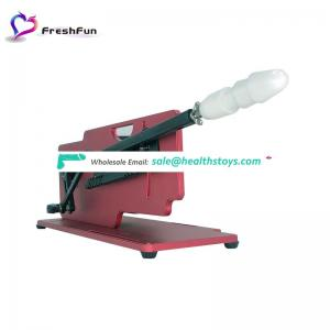 New electric vibration Pumping Gun Attachments Automatic man sex machine for old Women/man masturbator