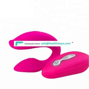 Pink love vibrator massager egg sex toys for woman