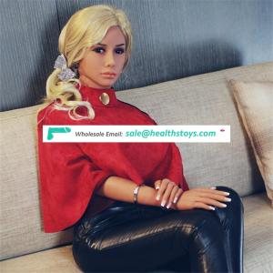 Real muscular sex doll usa 166CM sex dolls silicone metal skeleton adult doll sex toys for men