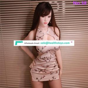 Realistic170CM Big ass big breast life-size real silicone sex doll  full skeleton silicone dolls