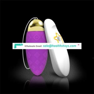 Remote control Sex ball vibrator sex toy smart ball for women