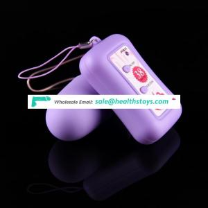 Remote control bullet sex toys exercise ball