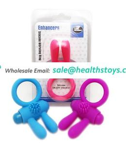 Sex Toy Cock Ring for Big Cock Man Penis Vibrator Sex Toy for Man