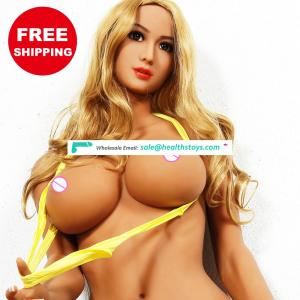 Sexy Male Masturbation Toy  Blondie Real Silicone Sex Doll