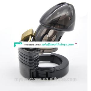 Silicone Plastic Male Chastity Device Chastity Cage Cock Cage Virginity Sex toys for Men