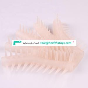 Silicone Sexy Spike Gloves Flirting Adult Game Sex Toys for Couples Body Massager Gloves Erotic Product