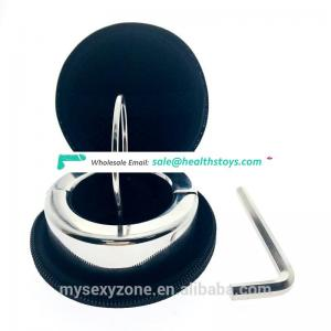 Stainless Steel Polishing Man Healthcare Products Heavy Ball Stretcher