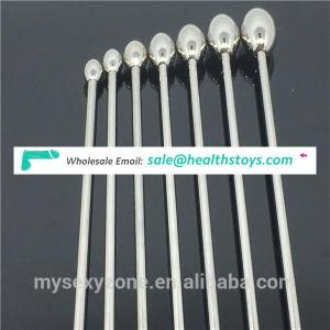 Stainless Steel Stimulate Male Urethral Dilator Sound Masturbation Rod,Urinary Plug 7 PCS/Set