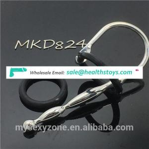 Stainless Steel Urethral dilators urethral Catheter Prince Wand Penis Plug for Male