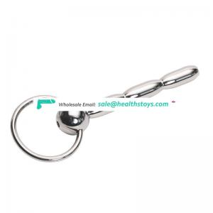 Stainless steel urethral sound plug set